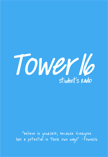Tower16 Student's Radio