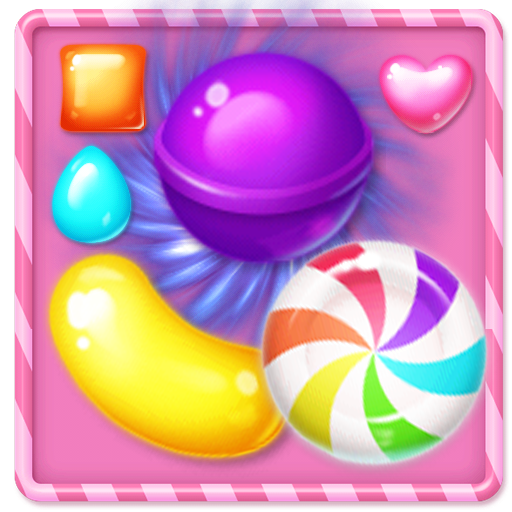 解谜のCandies Frenzy LOGO-記事Game