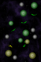 Screenshot of Galaxy Domination