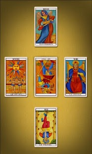Tarot de la Rosa- screenshot thumbnail