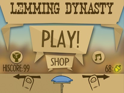 Lemming Dynasty- screenshot thumbnail