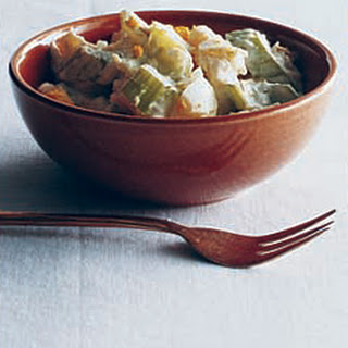 Celery and Potato Salad