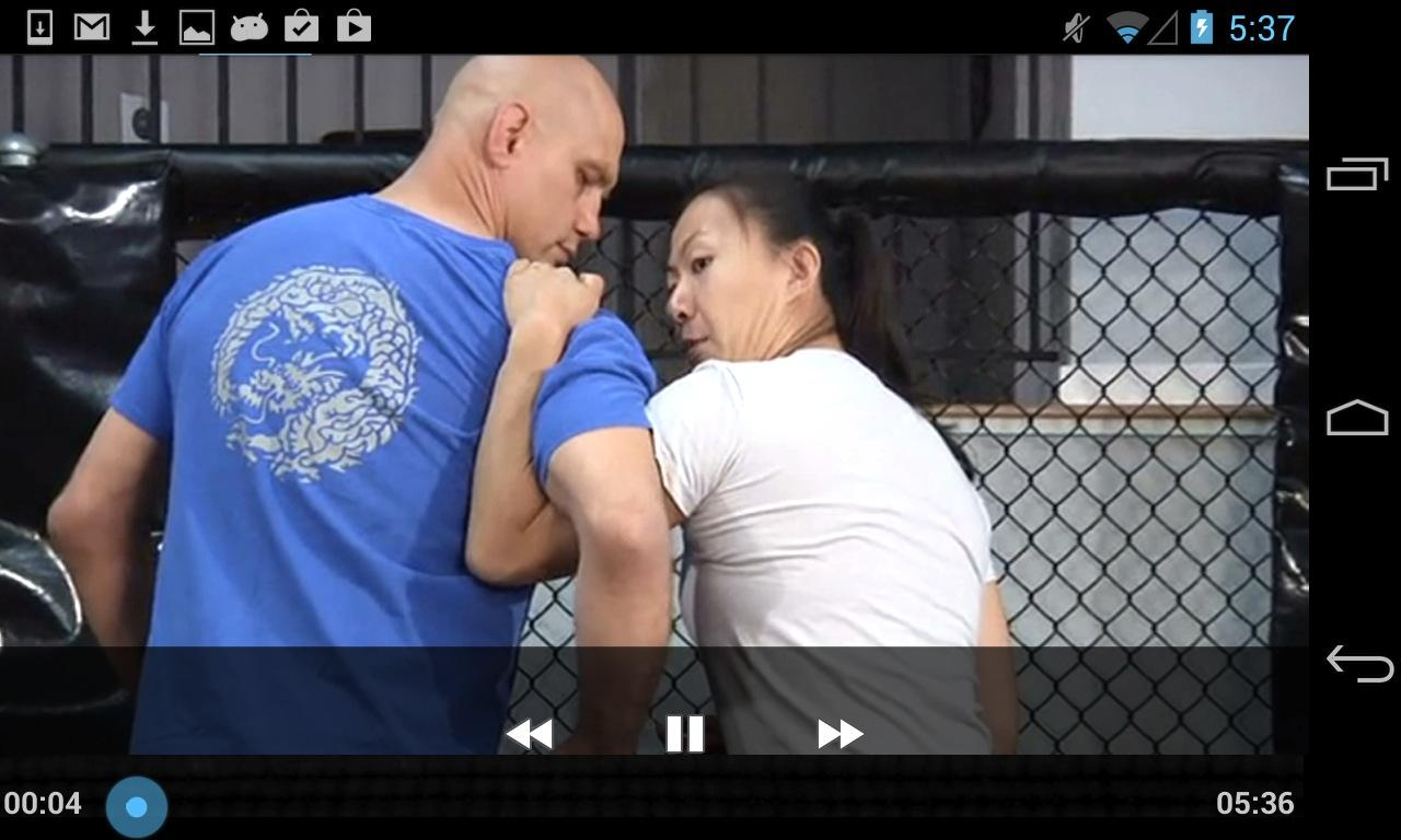 BigStrong 11, No Gi Takedowns - screenshot