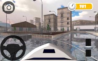 Screenshot of BOAT PARKING HD