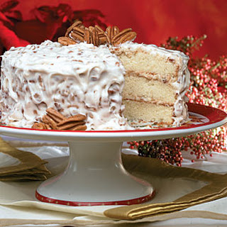 Butter Pecan Frosting Recipes.