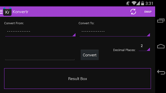Konvertr - Unit Converter - screenshot thumbnail