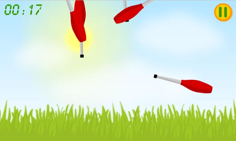 Juggler- screenshot