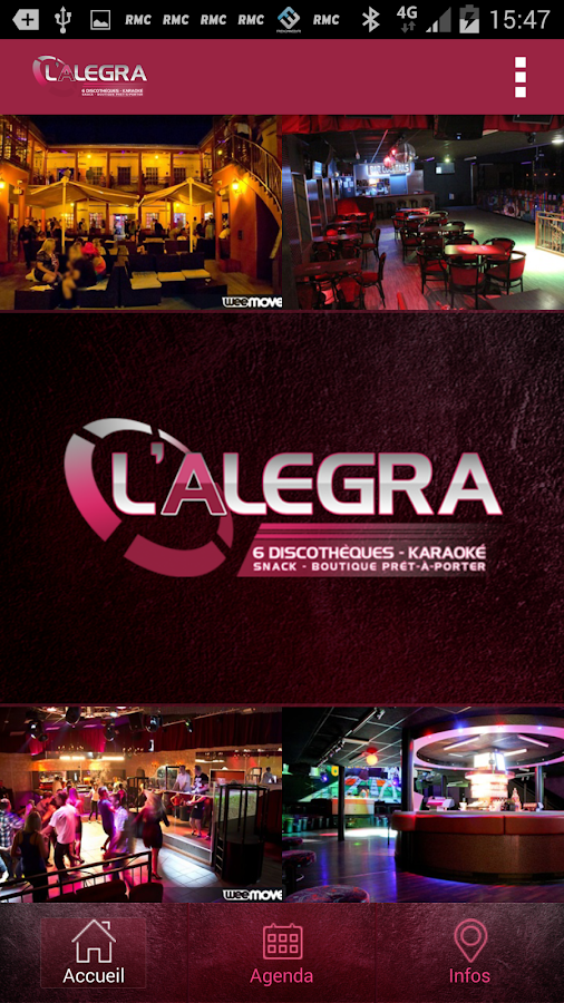 Alegra Discotheque- screenshot