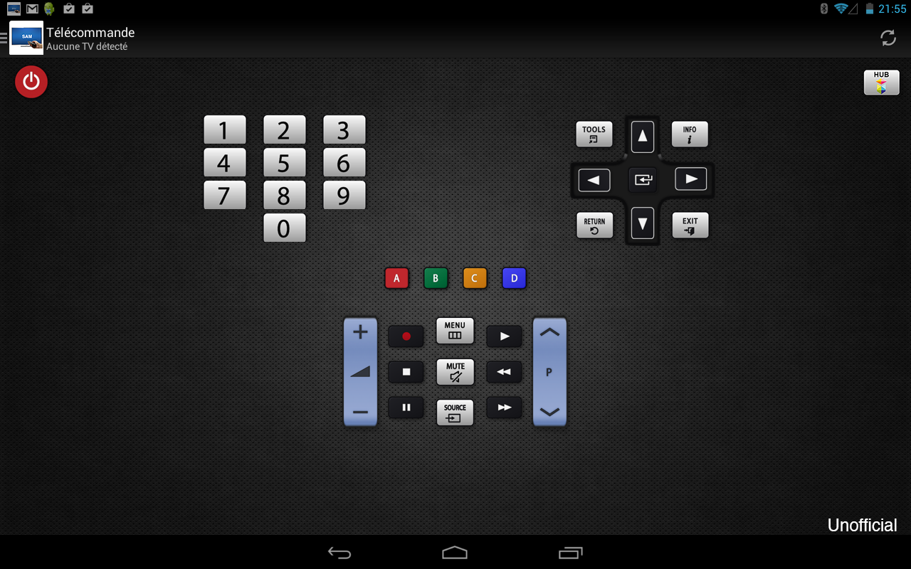 t l commande pour tv samsung applications android sur google play. Black Bedroom Furniture Sets. Home Design Ideas