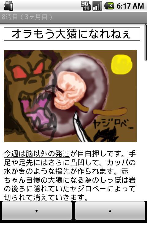 妊娠週刊パパ- スクリーンショット