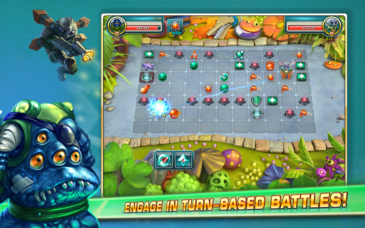 Toy Monsters BETA - screenshot