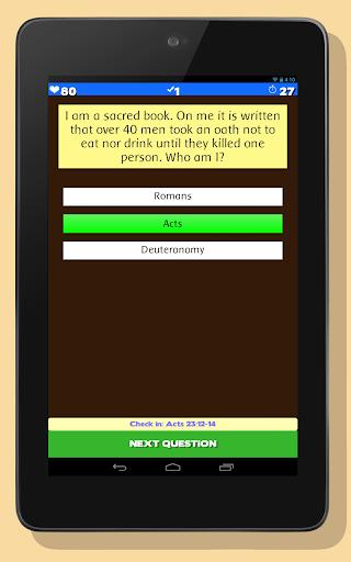 Who am I? (Biblical) 1.2.2_comAds screenshots 12