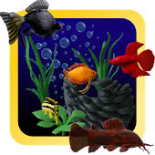 Plasticine Aquarium Live Wallpaper
