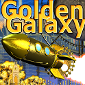 Golden Galaxy icon
