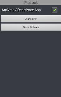 PicLock screenshot