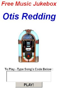 Otis Redding JukeBox - screenshot thumbnail