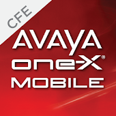 Avaya one-X® Mobile CFE
