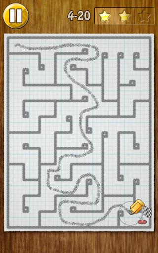 Crayon Maze Ad-Free