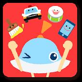 タッチ!あそベビー 0歳から遊べるタッチ遊びアプリ