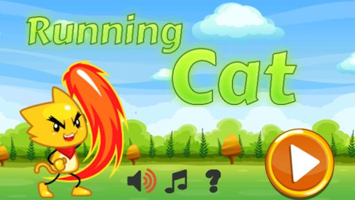 Adventures of the running Cat