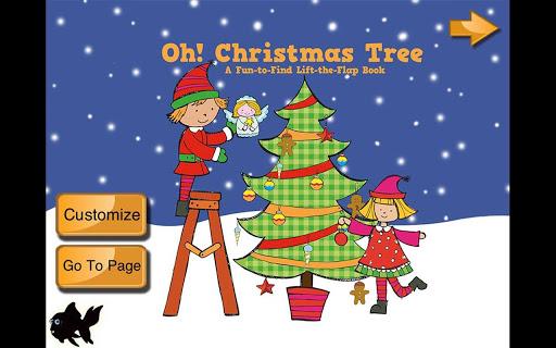 Oh Christmas Tree - Blackfish