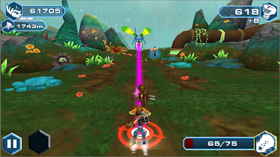 Ratchet and  Clank: BTN Screenshot 7