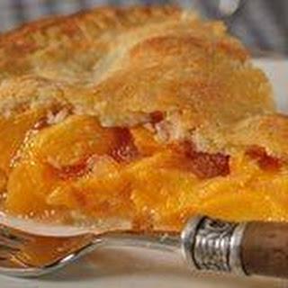 Peach Pie Recipe & Video