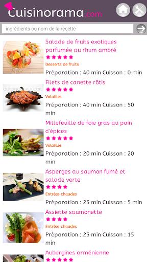 Cuisinorama 44 000 recettes