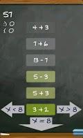 Screenshot of Action Math