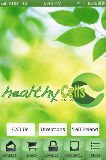 Healthy Cells Wellness