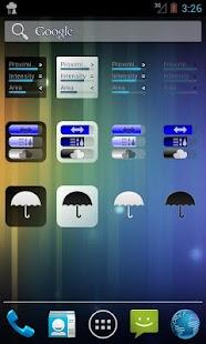 Rain Alarm OSM Pro - screenshot thumbnail