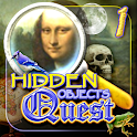 Hidden Objects Quest 1 icon