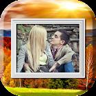 Molduras de fotos com paisagem icon