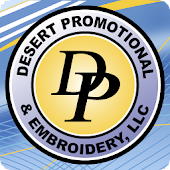 Desert Promotional Embroidery