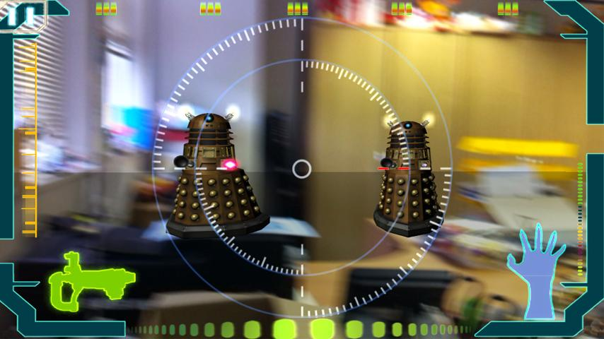 Doctor Who: Cleric Wars - screenshot