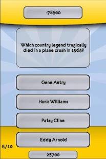 Country Music Trivia Quiz 休閒 App-愛順發玩APP