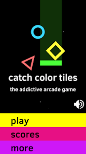 Catch & Match Color Shapes- screenshot thumbnail