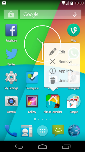 KK Launcher (KitKat Launcher) - Android APK Download