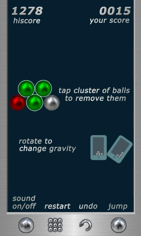 Steel Balls Free - screenshot