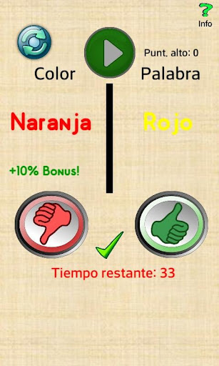 Colorword Challenge