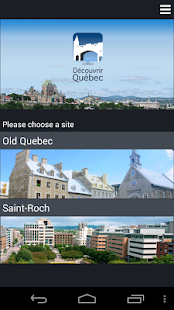 Discover Québec - screenshot thumbnail