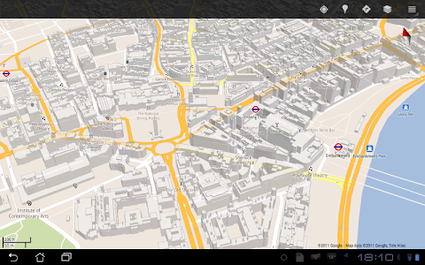 Map Navigation 3D screenshot 3