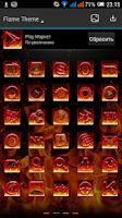 Screenshot of NEXT LAUNCHER 3D THEME FLAME