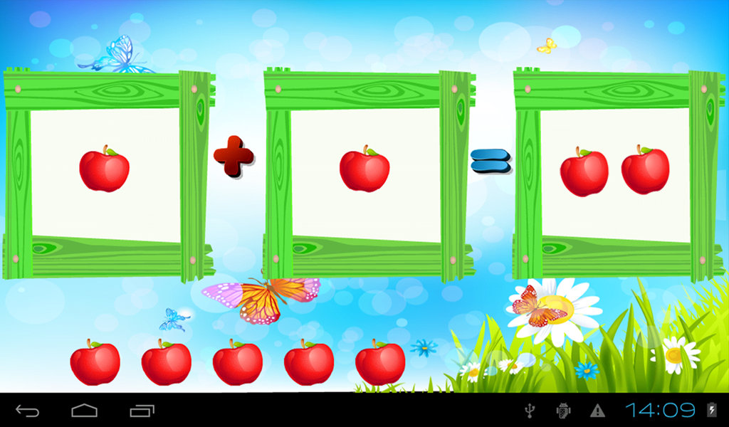 Printables Addition For Kids kids number addition android apps on google play screenshot