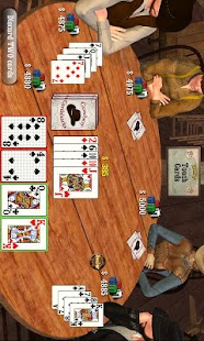 Cowboy Cardsharks Hold'em - screenshot thumbnail