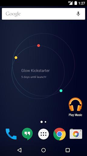 GlowHeadphones: Live Wallpaper