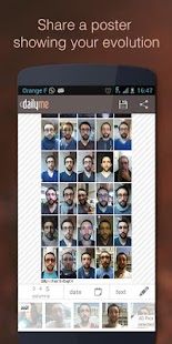 dailyme - more than a selfie- screenshot thumbnail