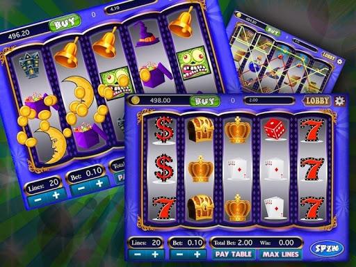 Fowl Coin Slot Machine