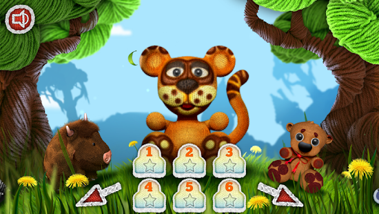 The Woolies - Puzzle for Kids - screenshot thumbnail