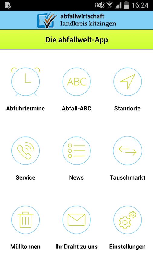 abfallwelt - screenshot